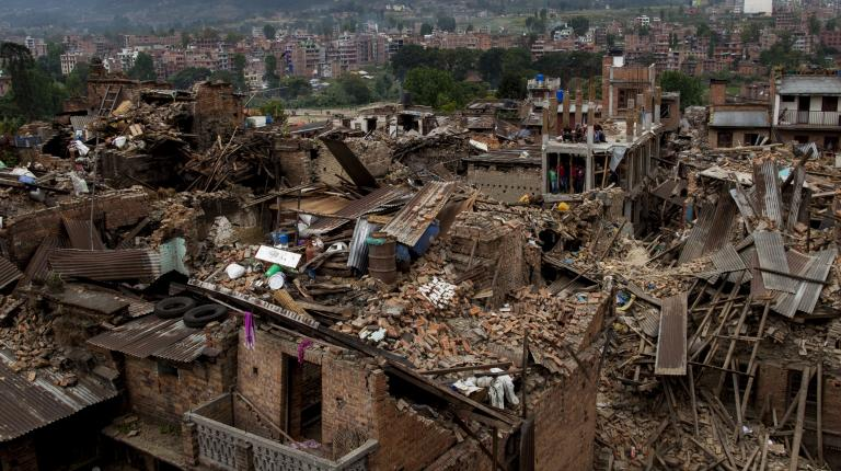Nepal earthquake 2016 8
