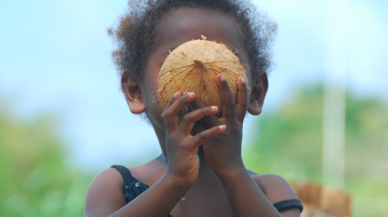 coconut kid
