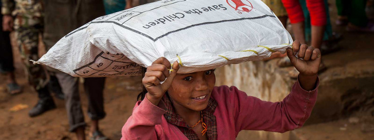 nepal earthquake charity emergency response